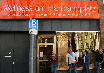 Wellness am Hermannplatz