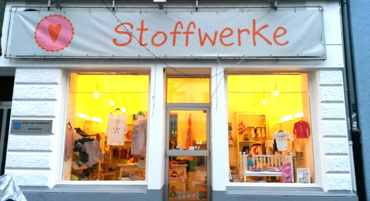 Stoffwerke, Ackerstraße 145, Flingern at Night 2015