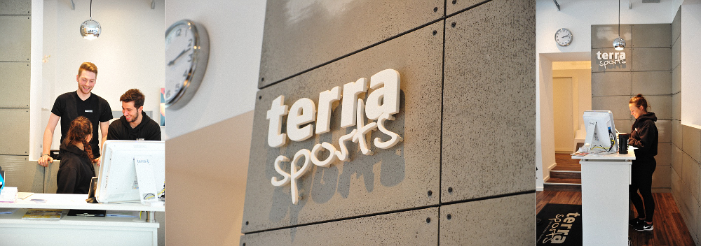 Terra Sports, Ackerstraße 154, Flingern at Night 2016