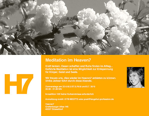 Meditation im Heaven7